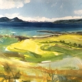 Across Muck to Rum, Skye and Eigg, 2017 SOLD