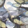 Cornish Rockpool, 2017 SOLD