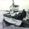 Ipswich Dock: The Old Tug
