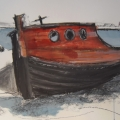 Orford Red Boat Study 2