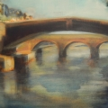 Seine morning study